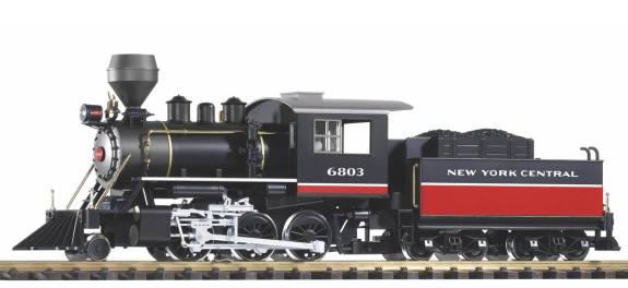 "US-Dampflok ""Mogul"" mit Tender NYC (New York Central) Art. Nr. 38229"