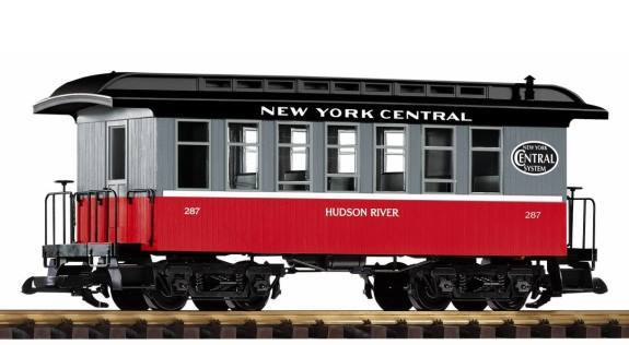 G Personenwagen der NYC - New York Central Western - Hudson River - Wagen Nr. 287 - Art.Nr. 38651