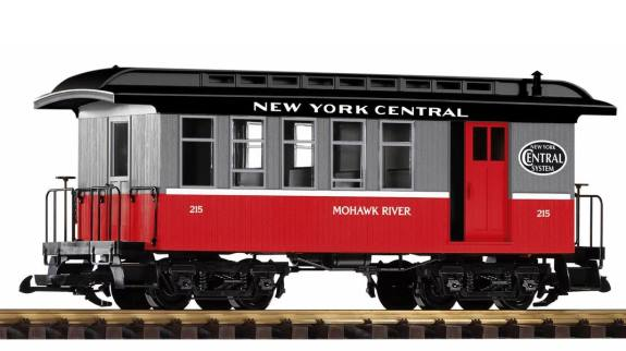 G Personen-/Packwagen der NYC New York Centeral Western - Mohawk River - Nr. 215 -  - Art. Nr. 38652